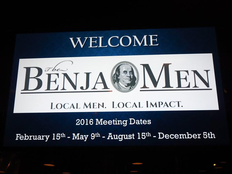 The Benja-Men - Inaugural Meeting