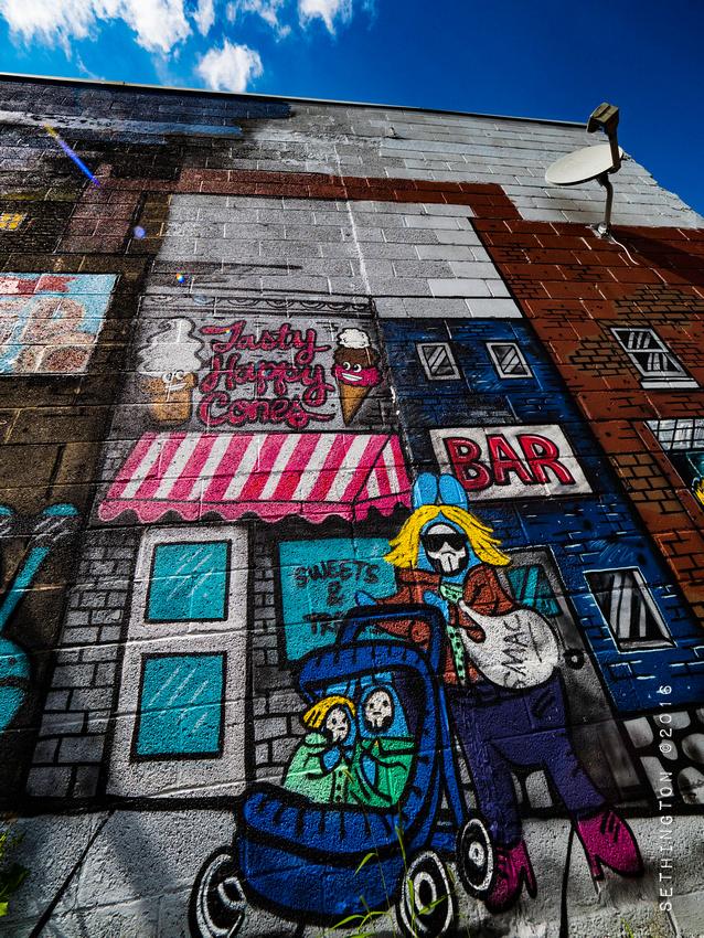 Water Street Art Project