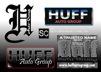 Huff Auto Logo Package